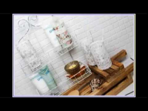 Wood Shower and Bath Floor Mat