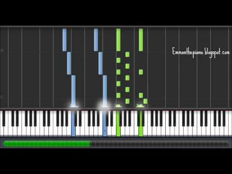 (How to Play) Pyotr Ilyich Tchaikovsky - 1812 Overture (Measure 349) on Piano (100%)