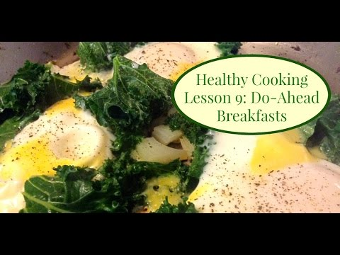 What to Eat to Lose Weight Fast Day 9: Healthy Breakfast Ideas