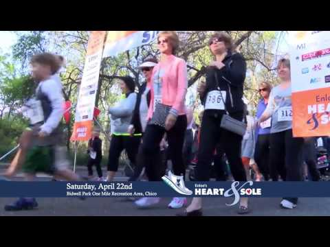 Enloe's Heart And Sole Event 2017