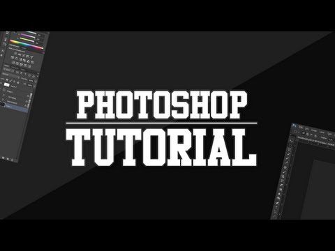 Photoshop Tutorial - How to make a Web Bar with clickable buttons!