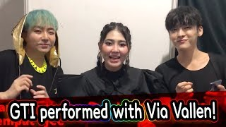 Download How Korean boy band performed with Via VALLEN! Video
