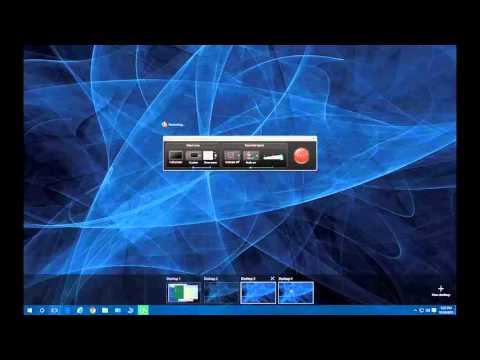 Tutorial - Windows 10 Virtual Desktops