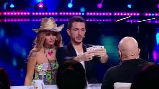 """Delia îi citește mintea lui Bendeac cu ajutorul iluzionistului Andrei Crăciun: """"Te distrug!"""""""