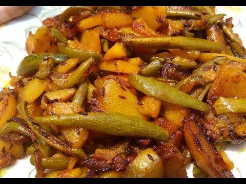 गर्मियों में बनायें बहुत ही आसान और जल्दी बनने वाली आलू परवल की सूखी सब्ज़ी Aloo Parwal Fry Sabzi