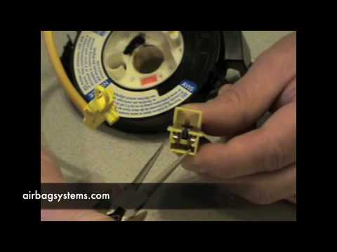 Airbag Systems How to Test a Clock Spring