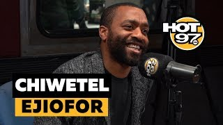 Chiwetel Ejiofor Shares Stories From Past Roles, Working w/ Denzel Washington, + 'Malificent 2'