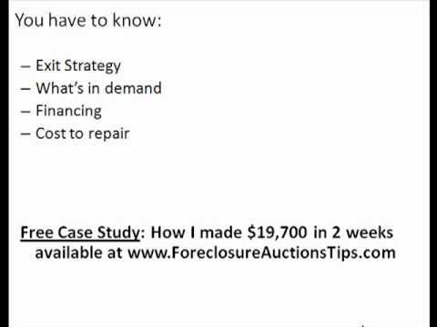 Buying Bank REO Tip1