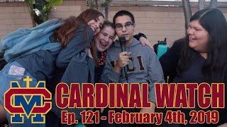Cardinal Watch: ep. 121 - February 4th, 2019