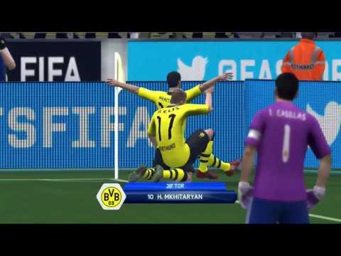 FIFA 14 - Saisons (Liga 1) // BVB - REA