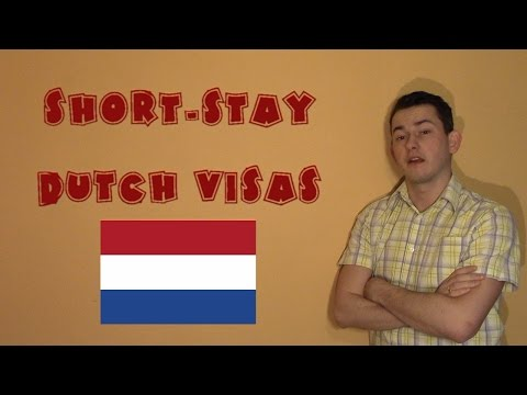 Netherlands #4 - Short-stay dutch visas