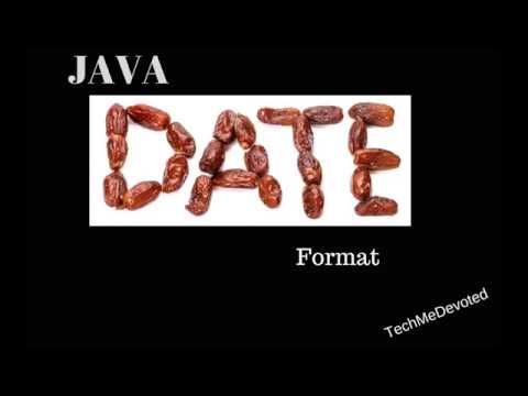 Date, Calendar and SimpleDateFormat in Java: Example with code