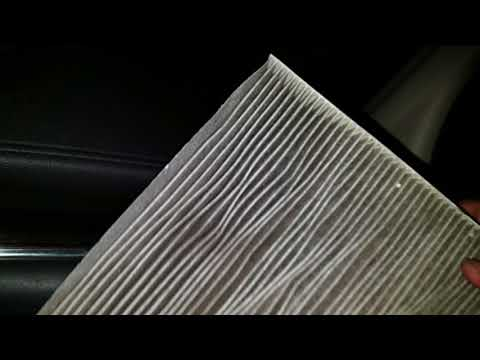 How To Replace Honda CR-V 2016 Cabin Air Filter