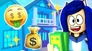 I BOUGHT A MANSION IN ROBLOX!