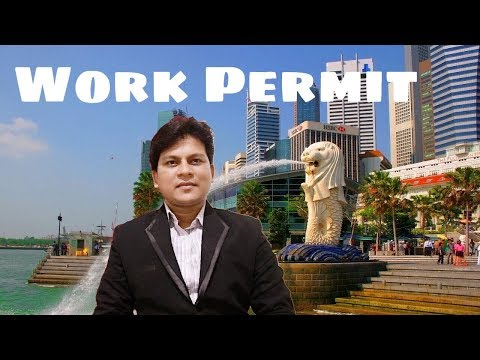 Work Permit in Singapore