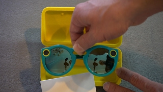 Snapchat Spectacles | Unboxing, Live Demo & Trouble Shooting Device Pairing Issues