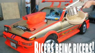 Ricers Being Ricers Compilation