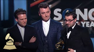 Download Song Of The Year: Sam Smith | GRAMMYs Video