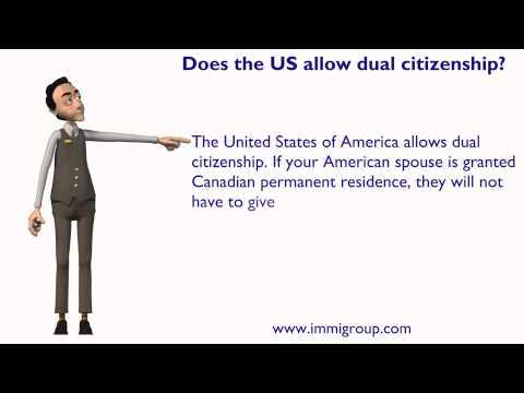 Does the US allow dual citizenship?
