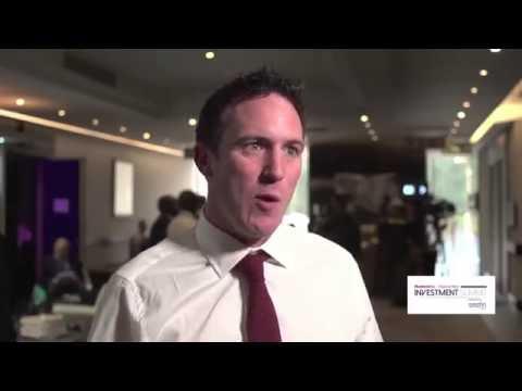 BDFM Investment Summit: CoreShares' Gareth Stobie talks about index investing