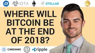 WHERE WILL BITCOIN BE AT THE END OF 2018? ($50,000??)