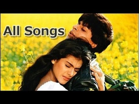 Dilwale dulhania le jayenge video jukebox | full song | jatin.