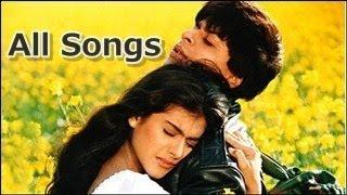 Dilwale Dulhania Le Jayenge (DDLJ) | Shahrukh Khan | Kajol | Full Songs - Juke Box