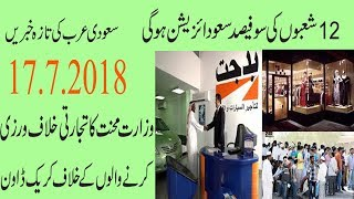 Saudi Arab Letest News About Rent A Car Or women cloth shop And Gold Shop In KSA 2018
