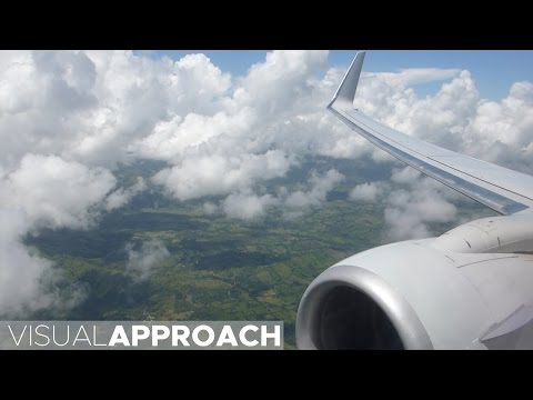 American Airlines Boeing B737-800 landing at Punta Cana