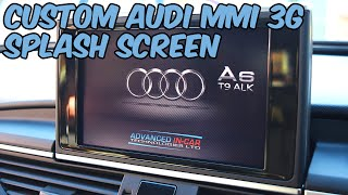 "RSNAV 10 25"" Audi Android display | Video Jinni"
