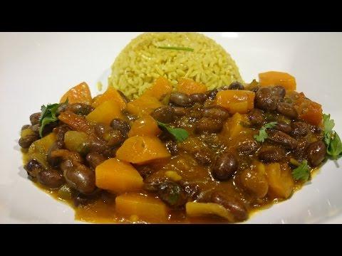 Kenyan Style Black Beans Stew ( Njahi ) Recipe