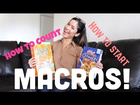 How to Count Macros | How to Lose Weight with Macros | Finding Maintenance Macros