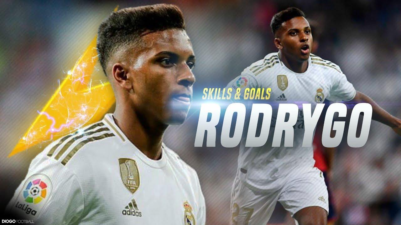 Rodrygo Góes 2019 - Skills/Pass/Goals - HD
