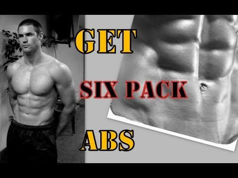 How to get more defined six pack abs