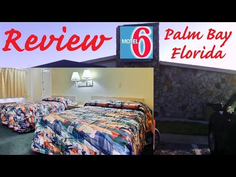 MOTEL 6 Palm Bay REVIEW & Tour (Affordable Clean Safe 1170 Malabar Rd SE Florida Melbourne Hotels)