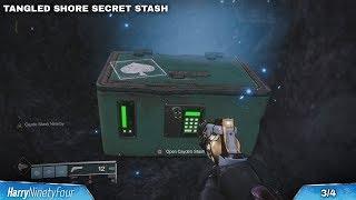 Destiny 2: Forsaken - All Cayde's Secret Cache Locations Guide (Cayde's Will Quest)