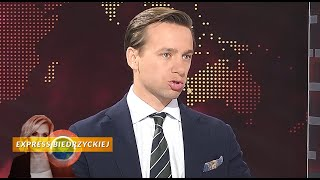 Krzysztof Bosak zapytany na kogo ZAGŁOSOWAŁ w II turze: Musiałem ZAGRYZAĆ ZĘBY...