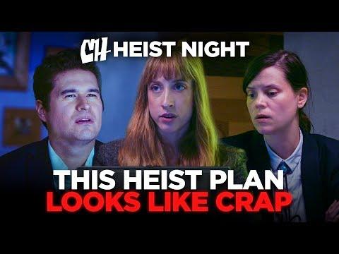 This Heist Plan Looks Like Crap (Heist Night 3/5)