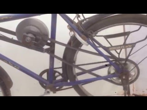 introduction to flywheel bicycle :