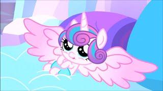 My Little Pony: FiM | Temporada 6 Capítulo 1 (3/4) | La cristalización part 1 [Español Latino]