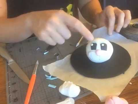 How to make a Magic Cake Topper