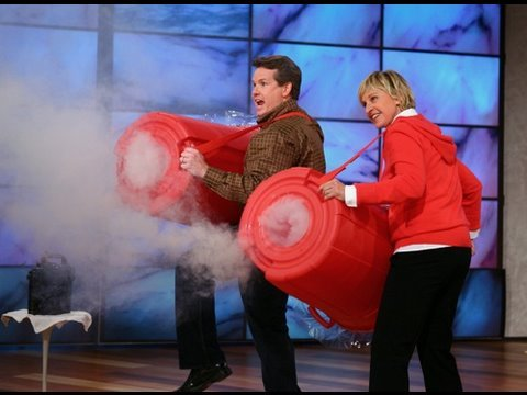 Giant Smoke Rings - Cool Science Experiment