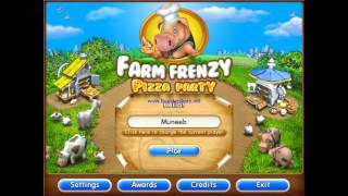 Hack Farm Frenzy Pizza Party