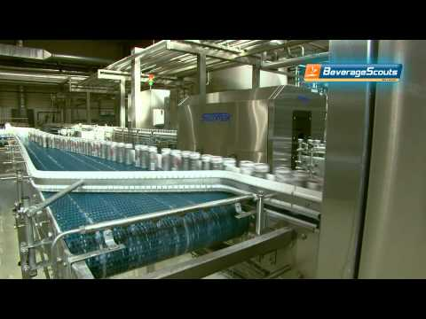 Energy Drink Production