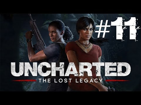 Uncharted: The Lost Legacy | Läpipeluu | Osa 11 | Norsuja | Suomi/Finland/FIN