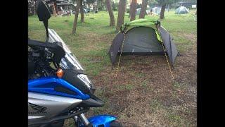 Nc750x - Moto Acampamento