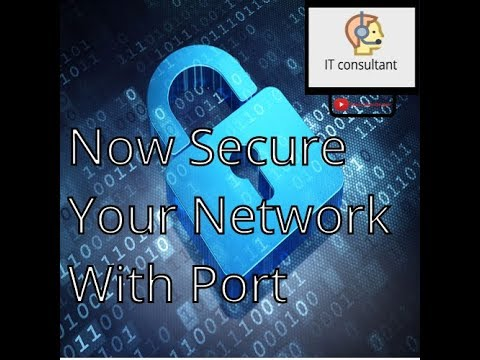 Secure you network from hacker