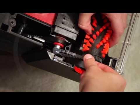 Deep Clean Essential Belt Change - 8852 and 1887 Series