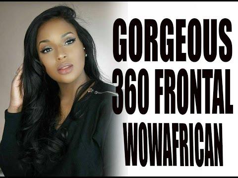Gorgeous Brazilian Yaki 360 Frontal Wig!!  :II: WowAfrican
