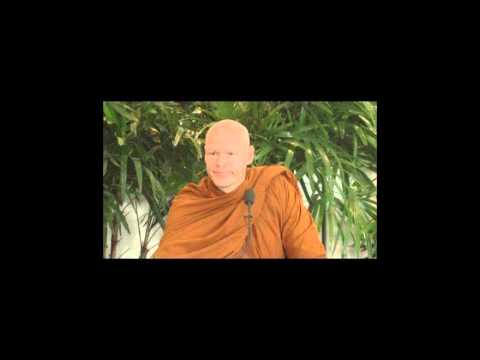 Guided meditation by Ajahn Achalo - Accepting death, Forgiveness in the face of death